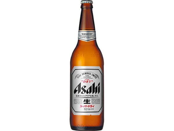 Asahi (330 ml / Flask)