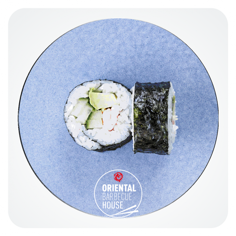 Futomaki Rejer Spicy roll