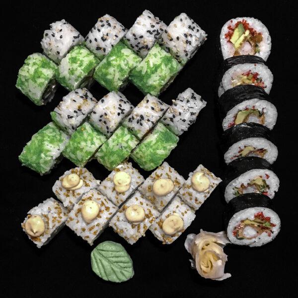 30 stk.sushi
