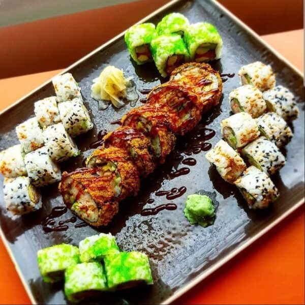 Takeaway Tilbud - 30 stk. Sushi