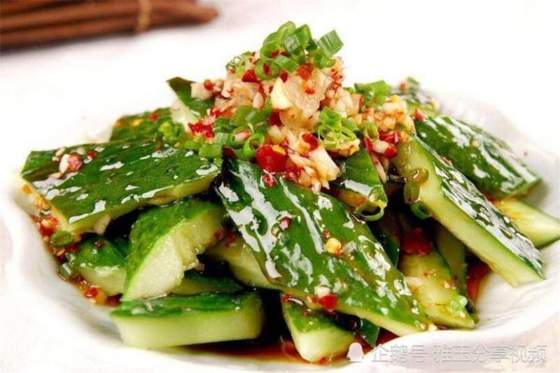 Agurk salat