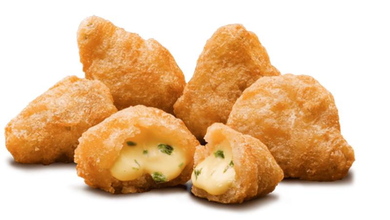 Chili cheese tops