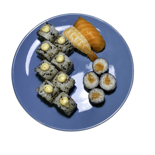 Takeaway Sushi Til En Person